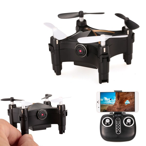 TKKJ L602 Drone - Camera, FPV View, Smartphone Support, Altitude Hold, Compact And Lightweight 2