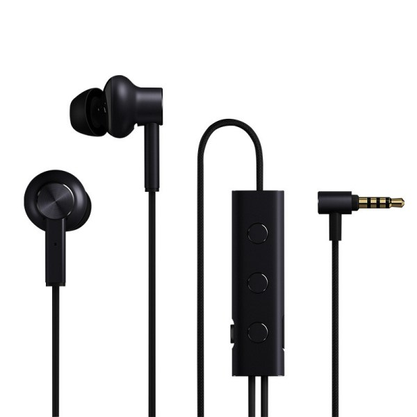 Xiaomi 3.5mm Earphones - Noise Cancellation, TPE Resilience Cable, Hybrid Triple Drivers Technology, Anti-slip Earbuds 2