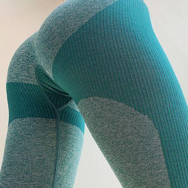 Seamless Impact Workout Yoga Legging 2