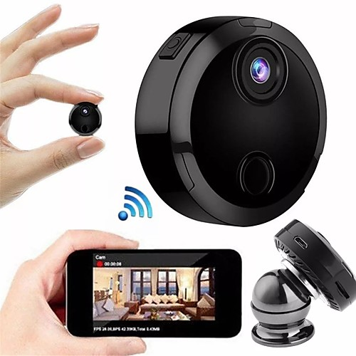 HDQ15 1080P HD WIFI IP Camera Wireless Hidden Home Security Dvr Night Vision Motion Detect Mini Camcorder Loop Video Recorder 2