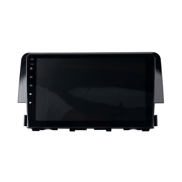 10.2 Inch 1 Din Android 9.0.1 Car GPS Radio Player 4GB RAM 32GB ROM for Honda Civic 2016 2