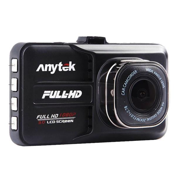 Anytek A98 Super Night Vision 170 Wide Angle Car DVR Camera HD 1080P Video Recorder Parking Monitor Car Camera Black 2