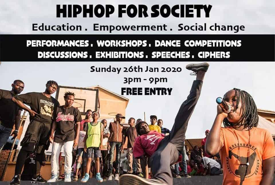 13th Annual Hiphop For Society event