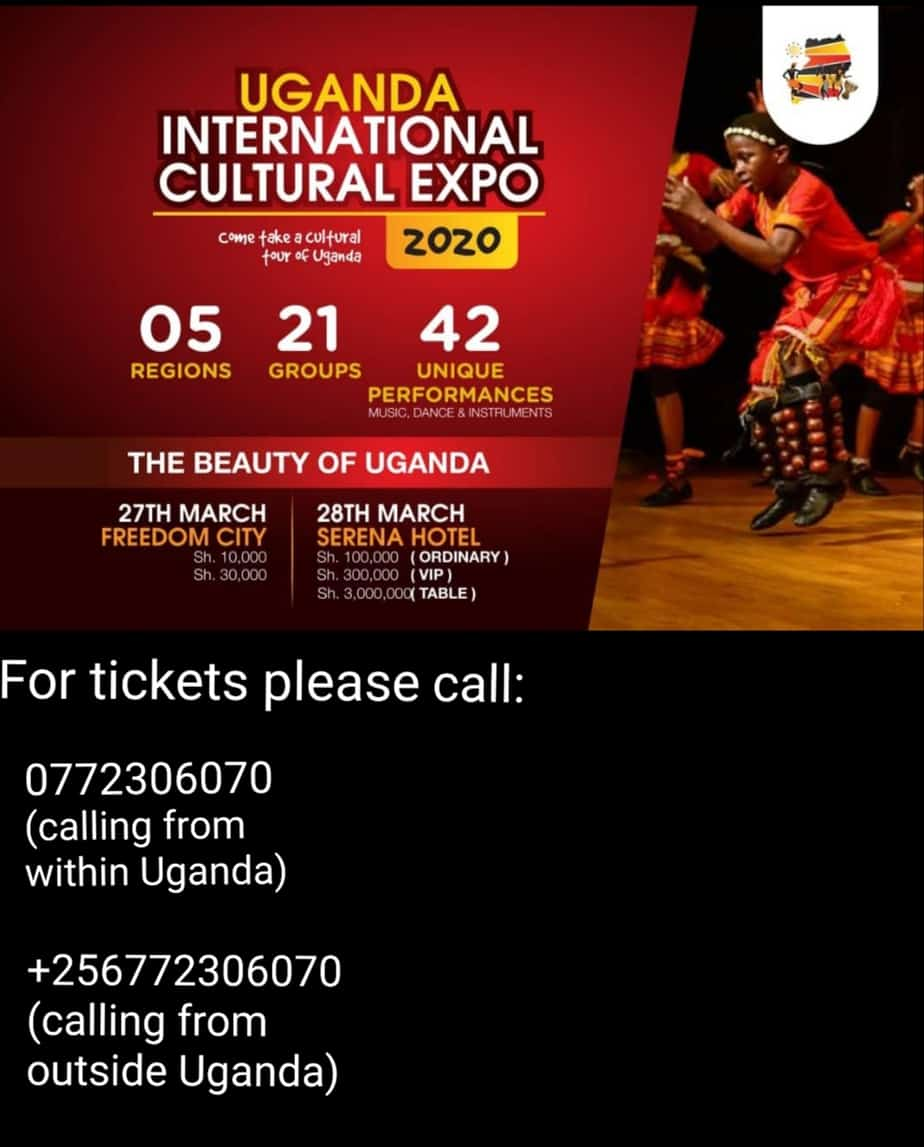 Uganda International Cultural Expo