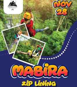 1 day ziplining in Mabira forest