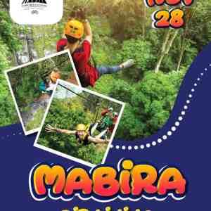 1 day ziplining in Mabira forest