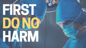 Talk: First Do No Harm