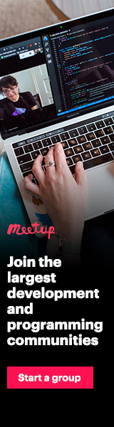 Start a new tech group on Meetup