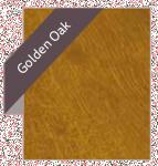 PVCu golden oak