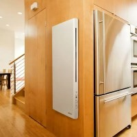 DEKO Vertical Modern Electric Wall Heater / Infrared ...