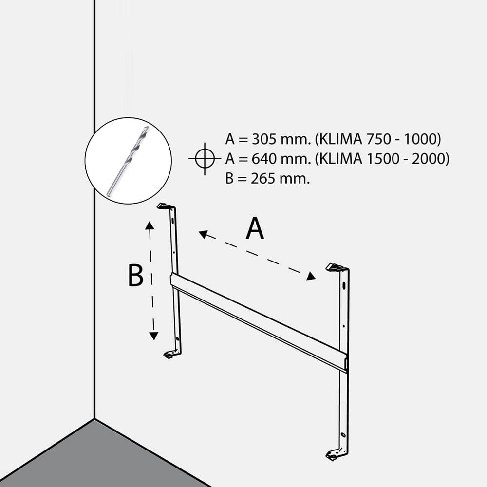 Radialight Klima Smart WiFi Radiant Electric Panel Heater