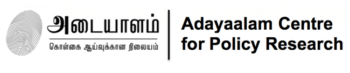 Adayaalam Centre for Policy Research