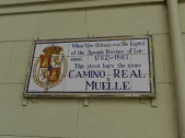 And then there's the Spanish history of New Orleans, recalled around every corner.