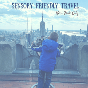 tips for sensory and autism activities in NYC, New York City