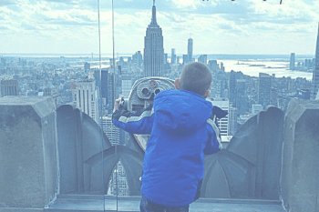 Little-known secrets about taking a kid with autism to NYC.