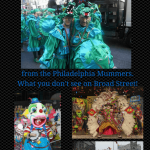 glittery and colorful inspiration~special needs stories from the Philadelphia Mummers