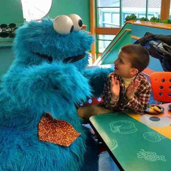 sesame place meet and greets