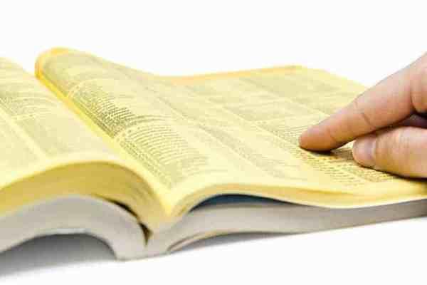 phone book working memory