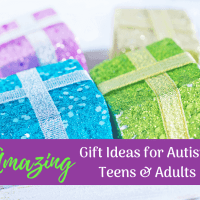 25 Amazing Gift Ideas for Teens and Adults with Autism or other Special Needs.