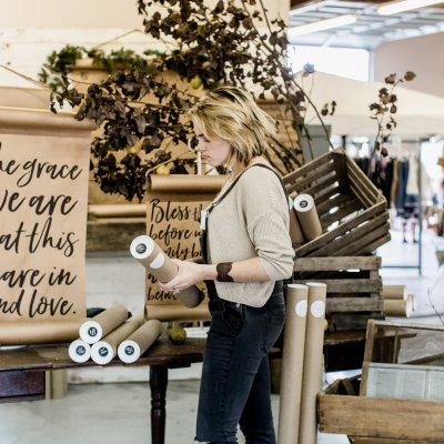 Meet the Maker…..Cottonwood Shanty