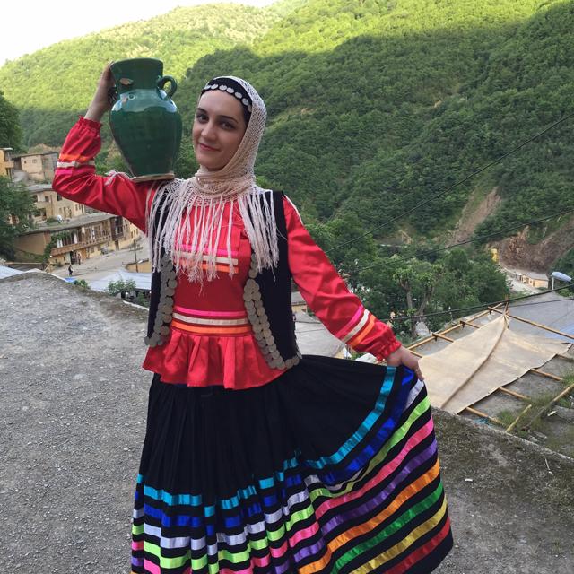 Fashion Travel Blog Modesty Masuleh Iran Gilan
