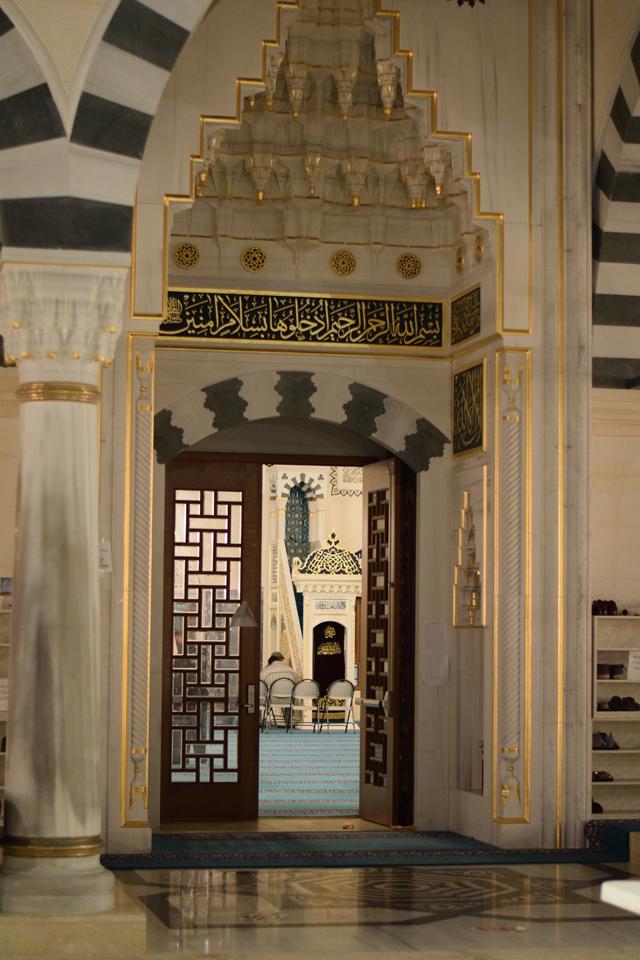 Diyanet Center of America; Lanham; Maryland; Fashion; Modesty; Fashion Blog; Modest Fashion; Turkish; Mosque; Architecture