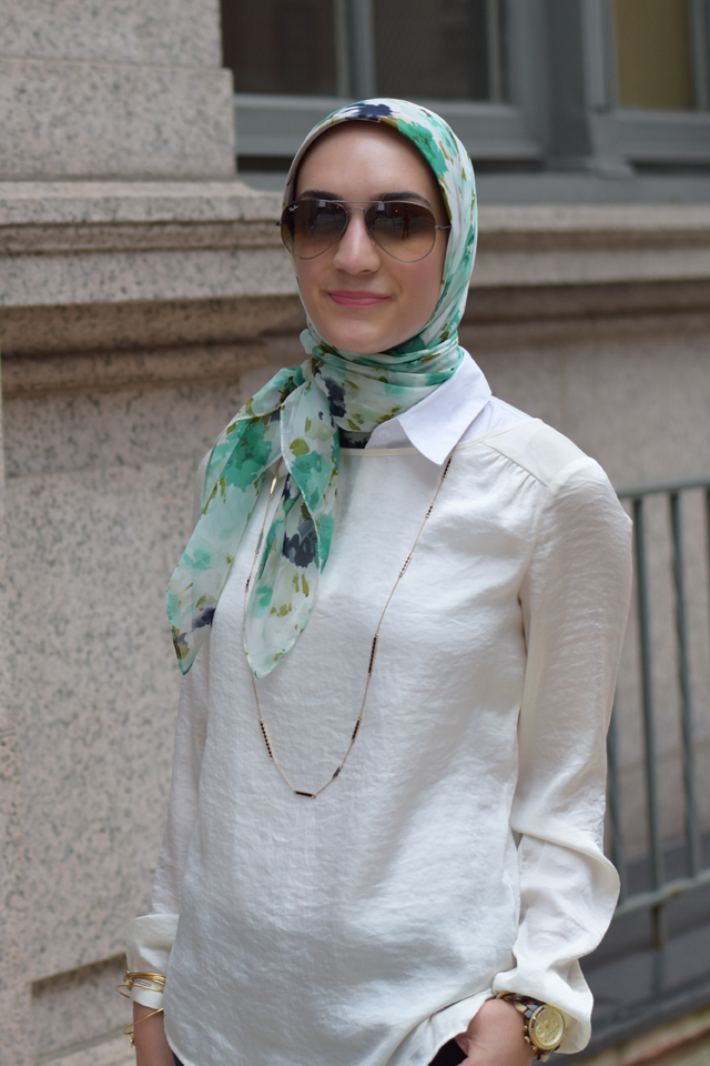 A Day In The Lalz; Fashion; Modesty; Fashion Blog; Hijab; Summer; Haute Hijab