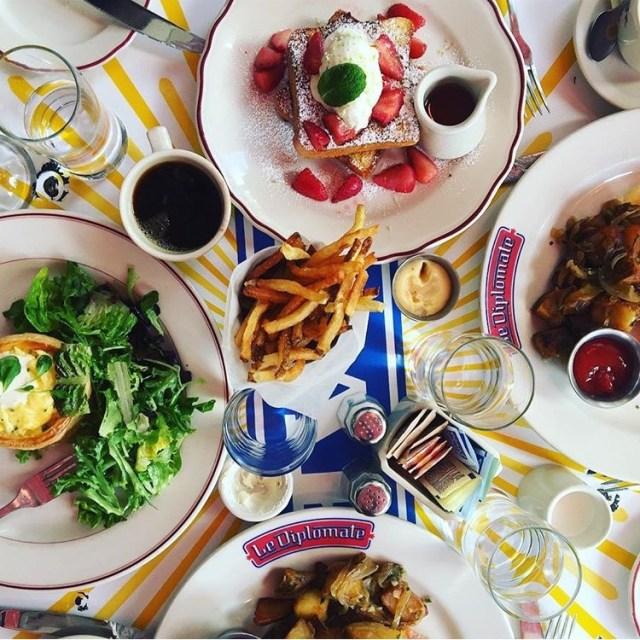 A Day In The Lalz; Fashion Blog; Food, Washington DC, French food