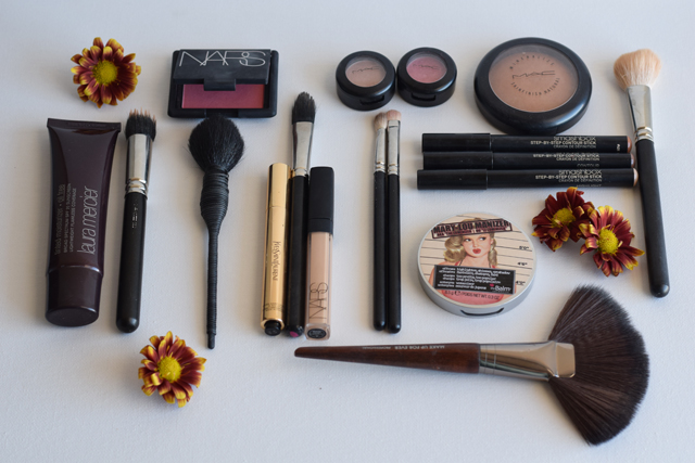 A Day In The Lalz; The fashion blog for women in need of modest style inspiration. Best Makeup Brushes; Beauty; Fashion & Lifestyle Blog; MAC 130 Brush, NARS Yachiyo Brush #27; MAC 190 Brush; MAC 217; MAC 239; MAC 168: Make Up For Ever 134; theBalm Mary-Lou Manizer