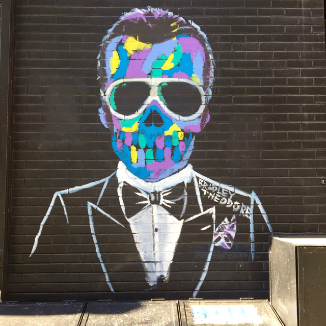A Day In The Lalz; Travel Blog; NYC; New York City; Street Art NYC; NYC Itinerary; Fun Things to Do in NYC; Bradley Theodore
