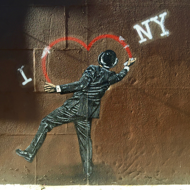 A Day In The Lalz; Travel Blog; NYC; New York City; Street Art NYC; NYC Itinerary; Fun Things to Do in NYC; Nick Walker; 95 Delancey St