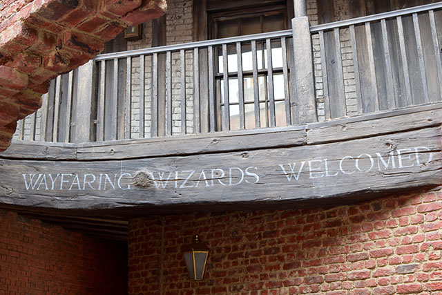 A Day In The Lalz Travel Blog; The Wizarding World of Harry Potter Park Itinerary; Universal Studios; Islands of Adventure; Orlando; Florida; Itinerary for Harry Potter Park; Adult Itinerary for Harry Potter; Hogwarts Express; What to do at Harry Potter; Exploring Diagon Alley; Hogsmeade;
