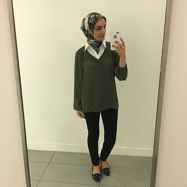 Work look snaps - work wear - outfit ideas for work