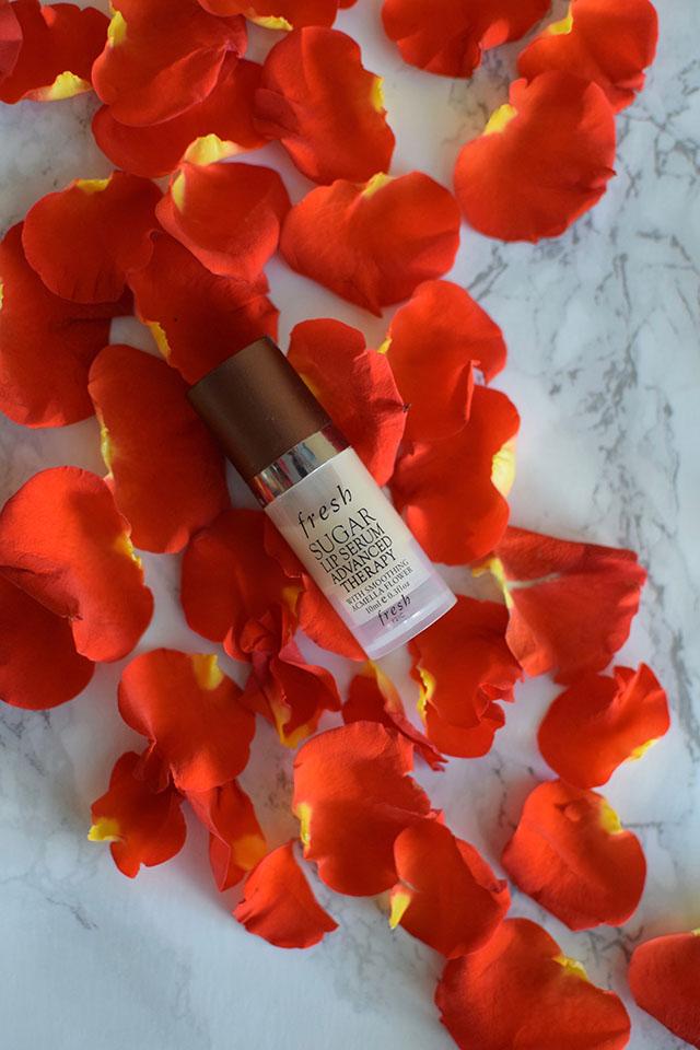 Lip Care Routine - Beauty Blog - Bliss Pout-o-matic - Sara Happ Lip Scrub - Fresh Sugar Lip Serum - Caudalie Lip Conditioner