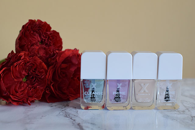 Formula X The System XCEL-Nail Polish-At home manicure-nail polish