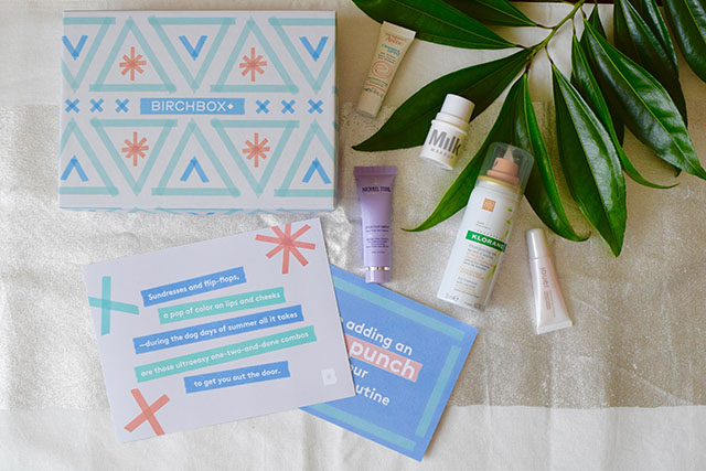 July 2017 Birchbox-Beauty Blog