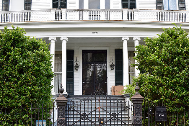 New Orleans Travel Diary-Garden District-Walking Tour of Garden District-NOLA