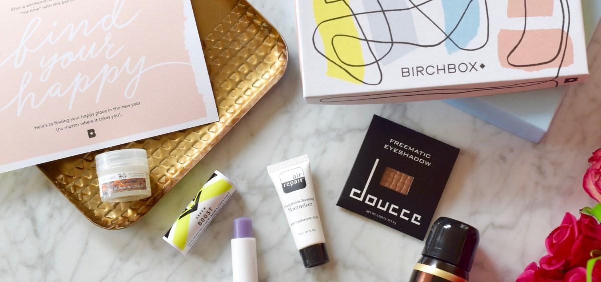 January-Birchbox-Beauty Blog