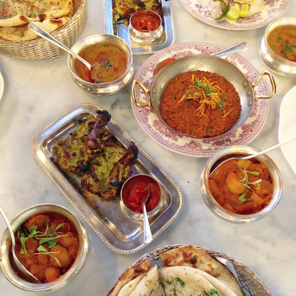 London Food Guide, Gymkhana, Travel Blog, A Day In The Lalz