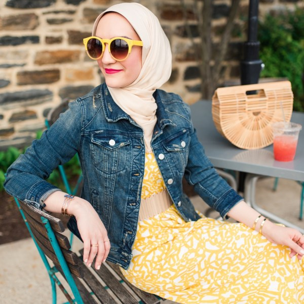 Top 5 Sunglasses Styles, A Day In The Lalz, Yellow Sunglasses