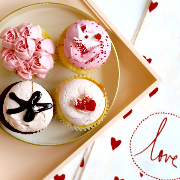 DC Sweets and Treats Perfect for Valentine's Day