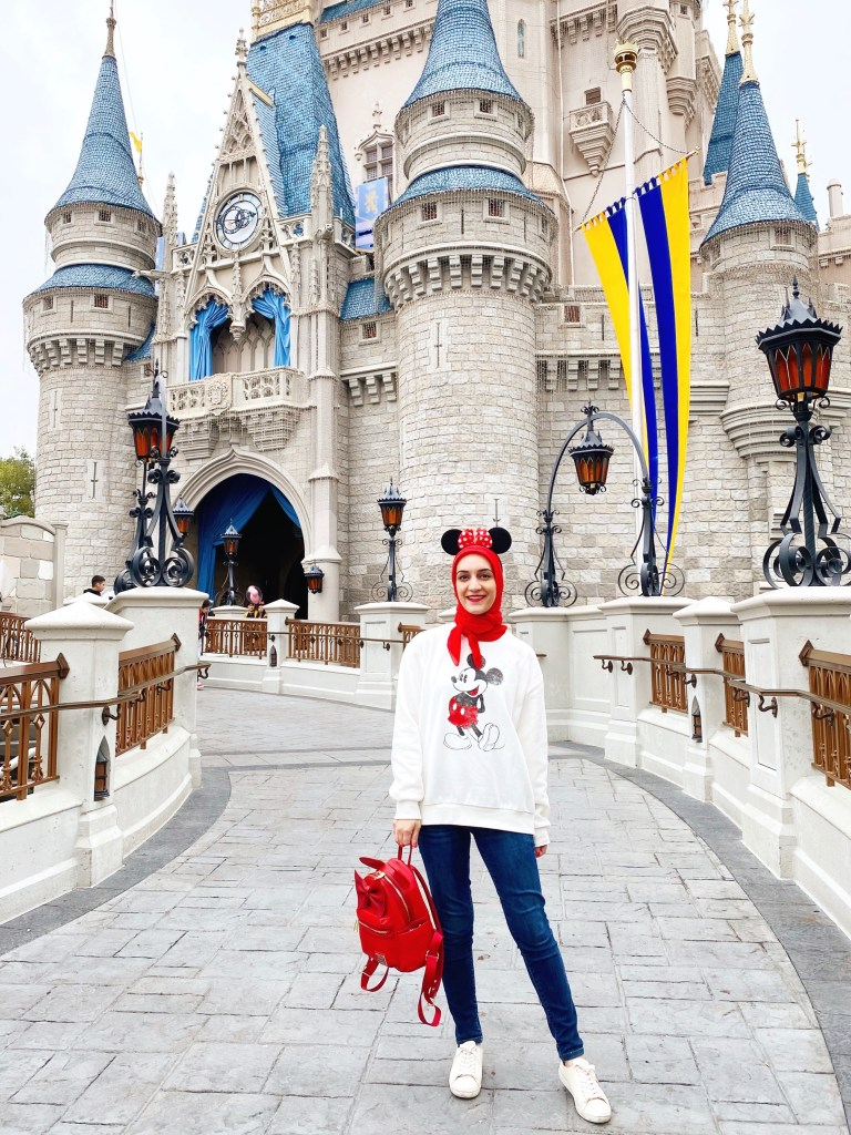 Walt Disney World Outfit-Disney Style-Orlando-Lal-Minnie Mouse Style-Magic Kingdom