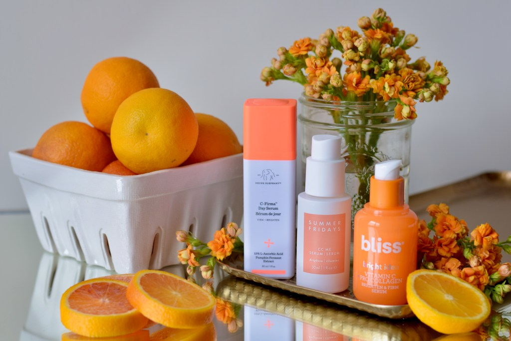 Vitamin C Serum-Drunk Elephant-Summer Fridays-Bliss-Skincare