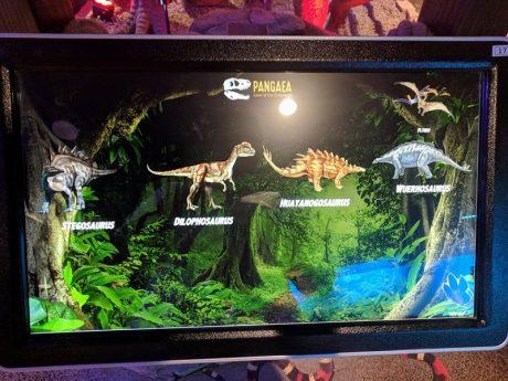 Pangaea Land of Dinosaurs