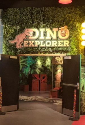 Legoland Discovery Center : Dino Explorer
