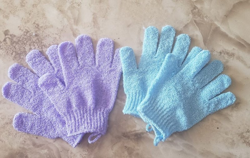 SmitCo Exfoliating Gloves