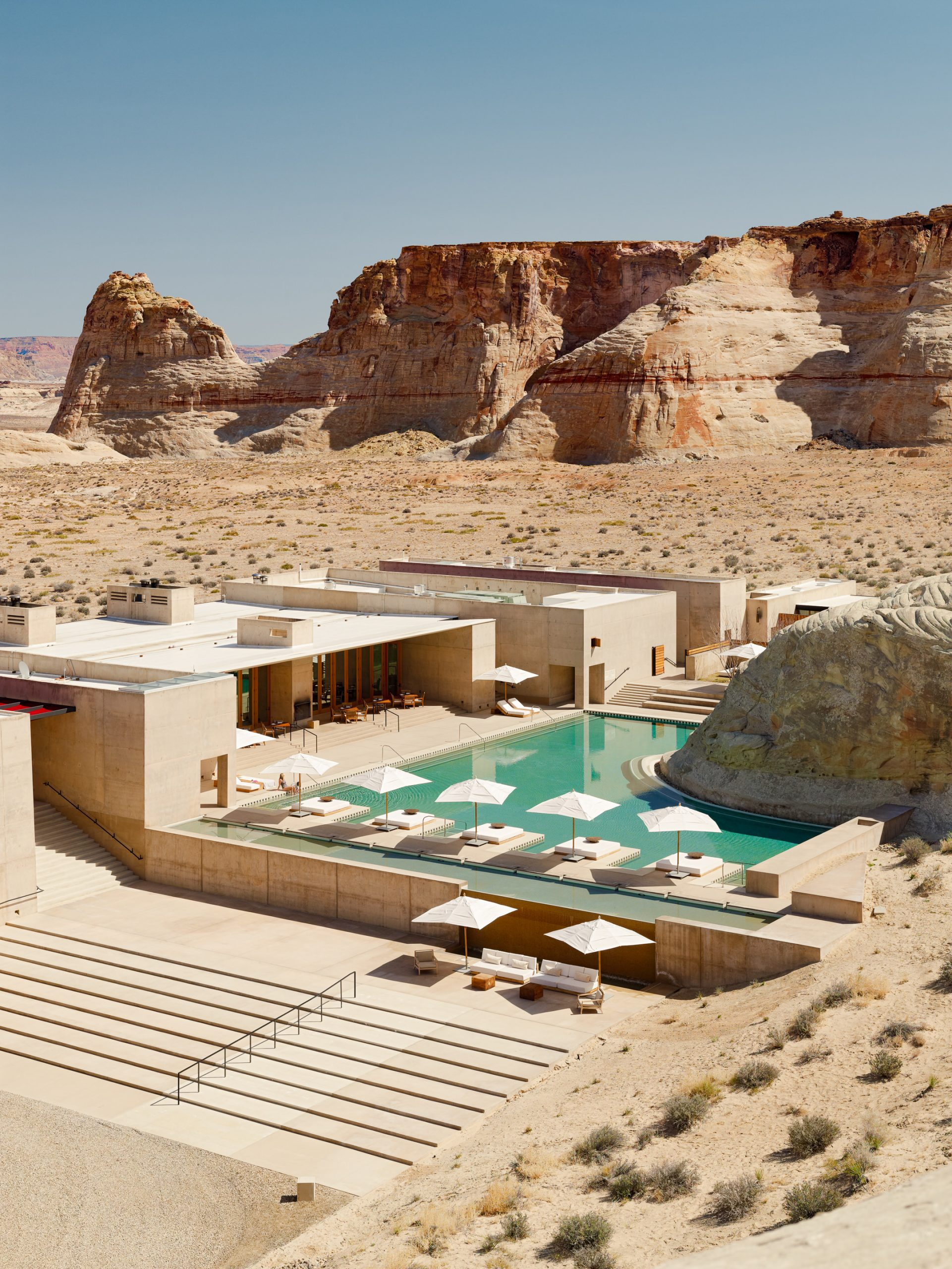 Amangiri Spa And Resort Utah