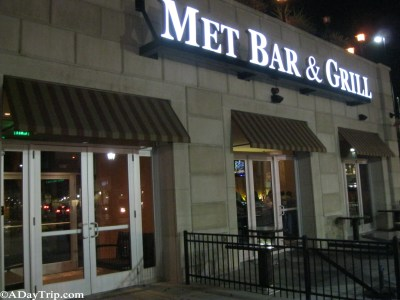 The Met Bar and Grill at Legacy Place in Dedham, MA