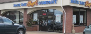 The Back Bay Bagel Company from the outside