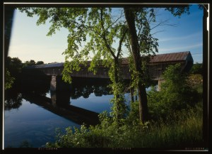 Cornish-Windsor Covered Bridge is one of the best things to do in New Hampshire.